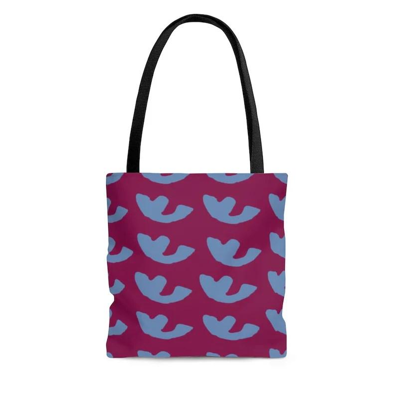 Cool Art Tote Bag 23  Retro custom gift aesthetic beach image 0