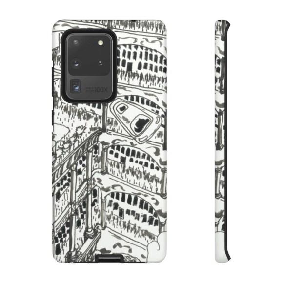 Urban Art Phone Case 32  Retro custom gift designer image 0