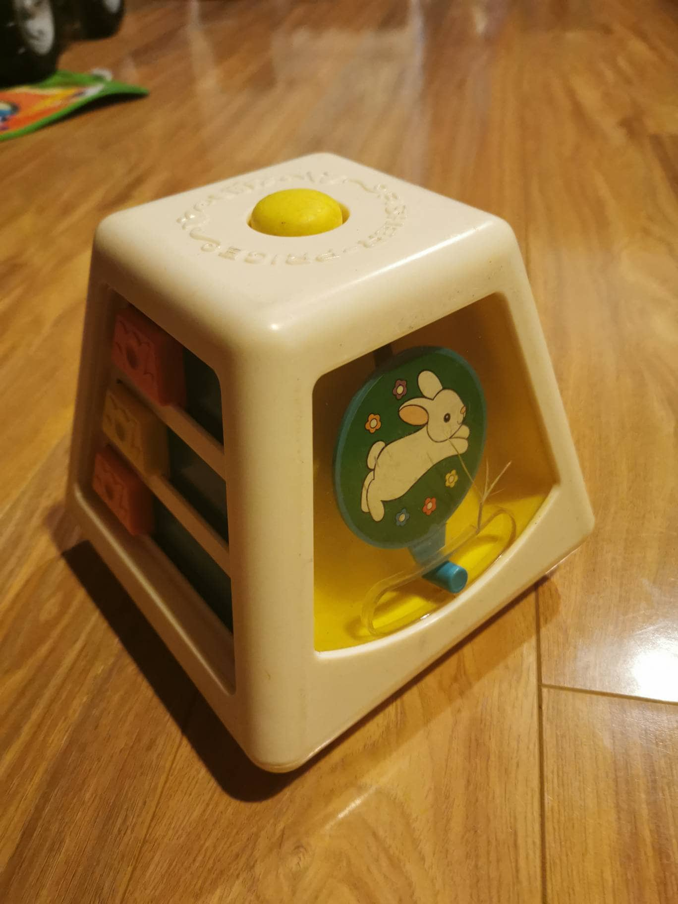 Vintage 1978 fisher price baby/toddler toy image 2