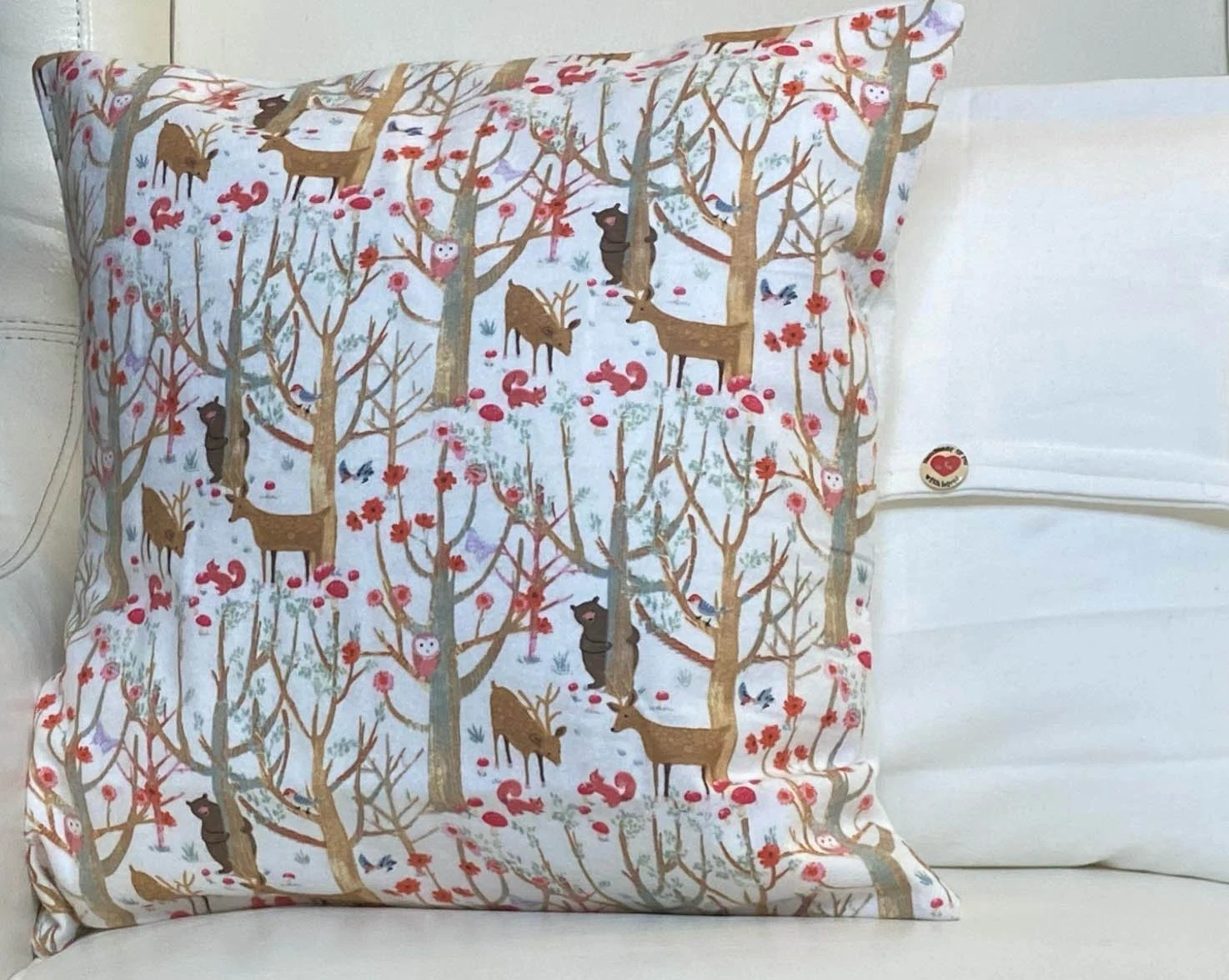 flannel pillow cover etsy