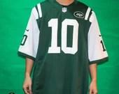 XXL Football Jersey : Santonio Holmes - New York Jets.