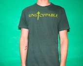 Unstoppable Cross T-shirt