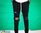 EPTM Distressed Pants