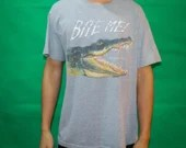 Bite Me Alligator T-shirt