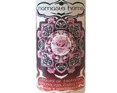 Rose Air Freshener, Natural Plant Powered Fragrance, Room Spray, Root Chakra Aromatherapy Spray by Namaste Home