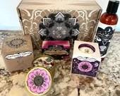 Leo Gift Set, Spa Day Bundle, Birthday Gift, for Mother, Daughter, Friend, Valentine etc, Pampering Gift Set