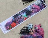 BabeWalls mural 2021 Sticker / Bookmark