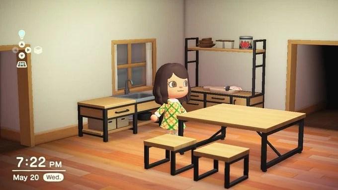 Animal Crossing New Horizons Ironwood Set READ DESC | Etsy on Ironwood Animal Crossing  id=17482