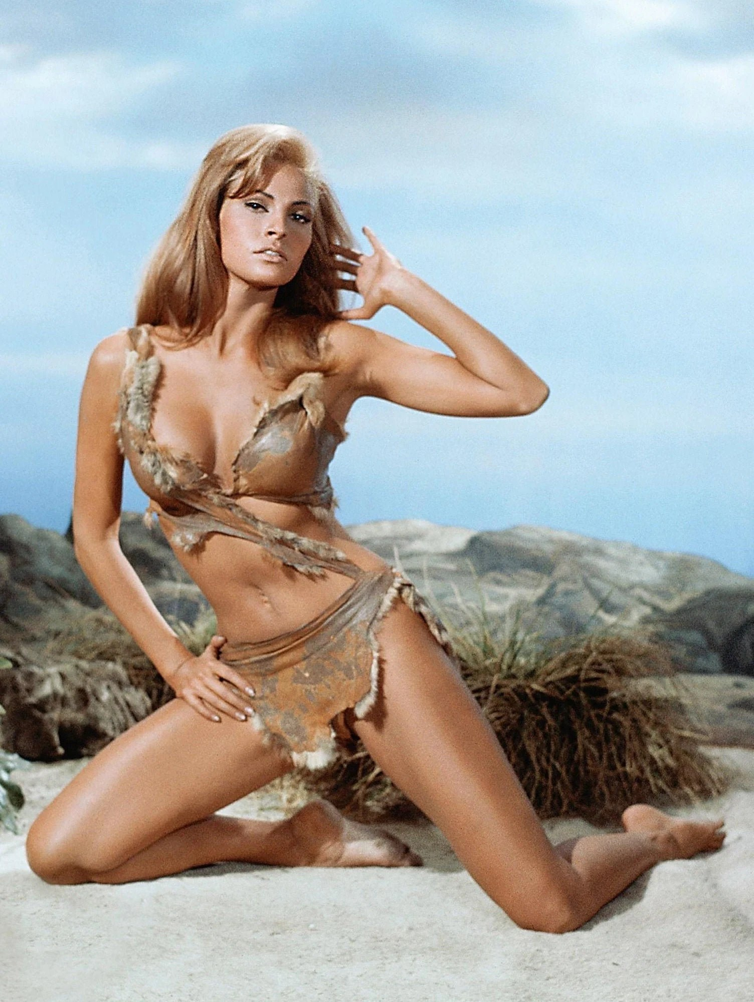 raquel welch poster etsy