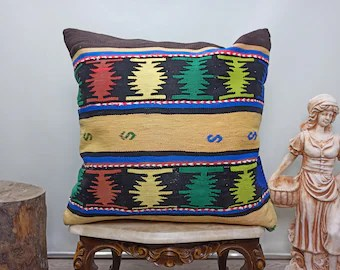 25x25 pillow cover etsy