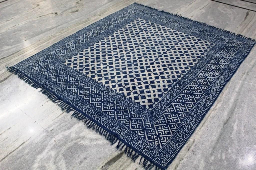 8x8 square rug handmade square rug indian rug outdoor indoor garden kitchen dining room rug navajo rug boho rug