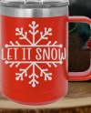 Snow Woman Mugs Etsy