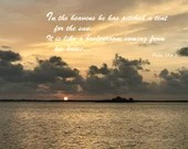 Digital Download - Sunset with Scripture Series (P3T2) - Psalm 19:4-5