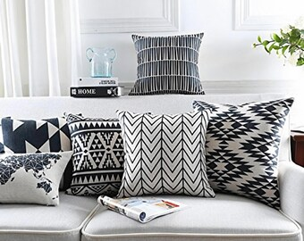 throw pillow sets etsy
