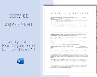 13/10/2019· download these 36 free service level agreement templates a.k.a. Service Agreement Etsy