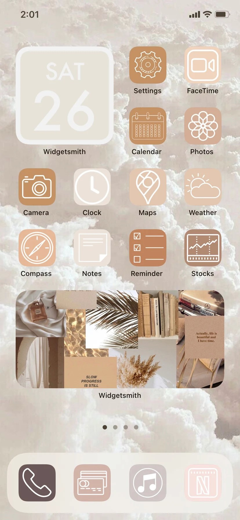 We've rounded up a gallery of some of our favorite (and free) app icon looks. 50 Warm Neutral Nude Aesthetic iPhone ios14 App Icons FREE ...