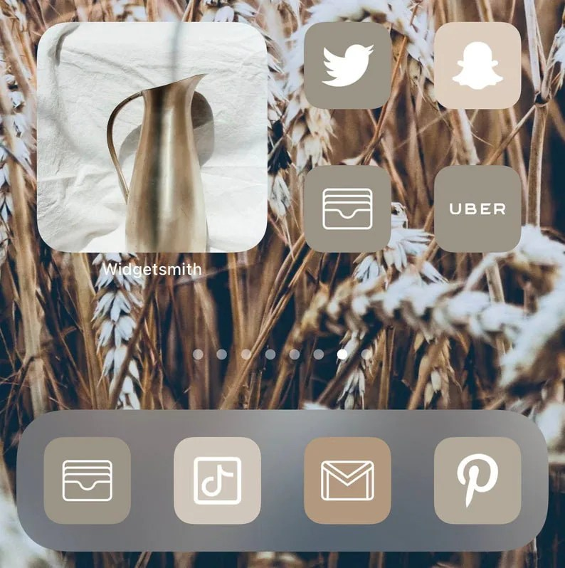 Aesthetic roses brown aesthetic aesthetic themes new iphone update google music screen icon app covers rose gold pink iphone icon. 350 Neutral Boho iOS 14 Icons aesthetic app icons ios14 | Etsy