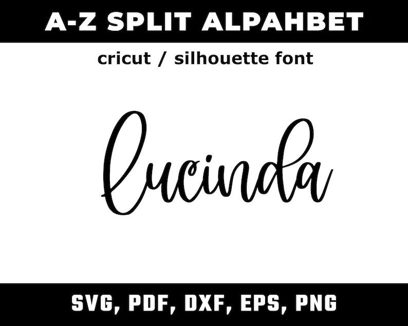 Download Cursive fonts Bundle Cursive fonts for Cricut Cursive font ...
