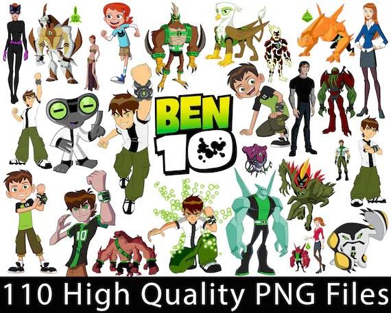 The bible has been r. Ben 10 Clipartben 10 Imagesben 10 Charactersben 10 Png Etsy