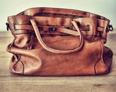 Firenze Vintage Bag - VIntage - Handmade - Genuine Leather