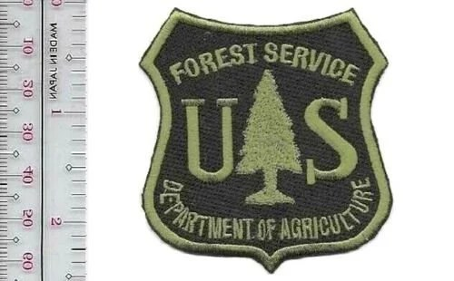 We let high performance meet usability and safety, making you ready to get the job done efficiently. Forest Service Badge Etsy