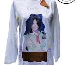Michael Jackson Moonwalker T Shirt