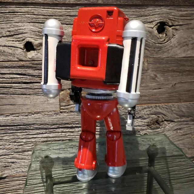 Vintage Kodak Brownie Bullseye Camera robot.