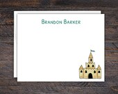 Flat Note Card Set | Sand...