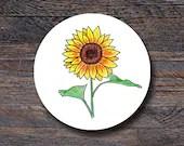 Sunflower Stickers, Fall ...