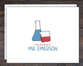 Personalized Note Cards f...
