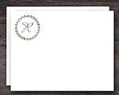 Monogram Note Card Set | ...