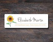 Sunflower Personalized Re...