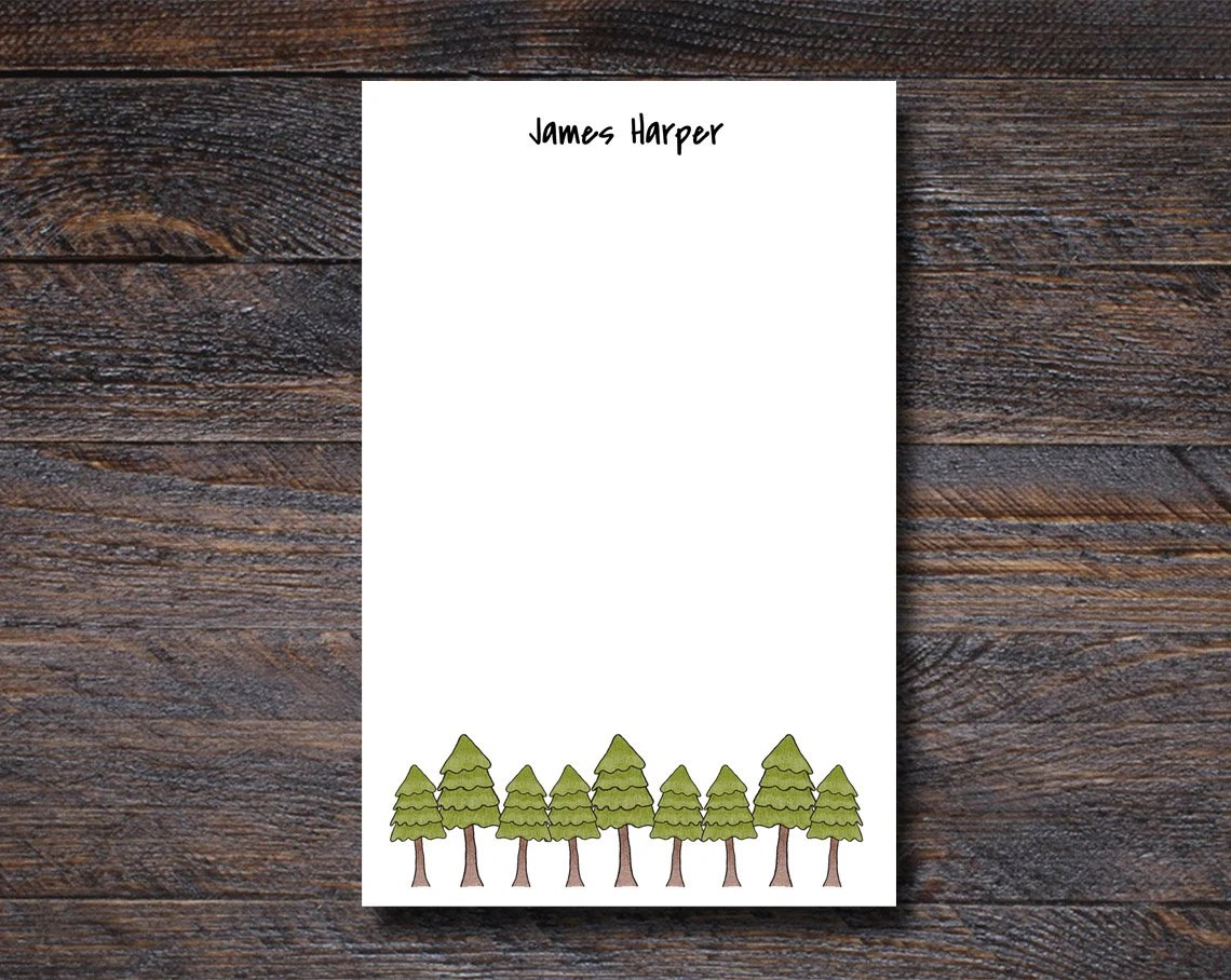 Personalized Notepads for...