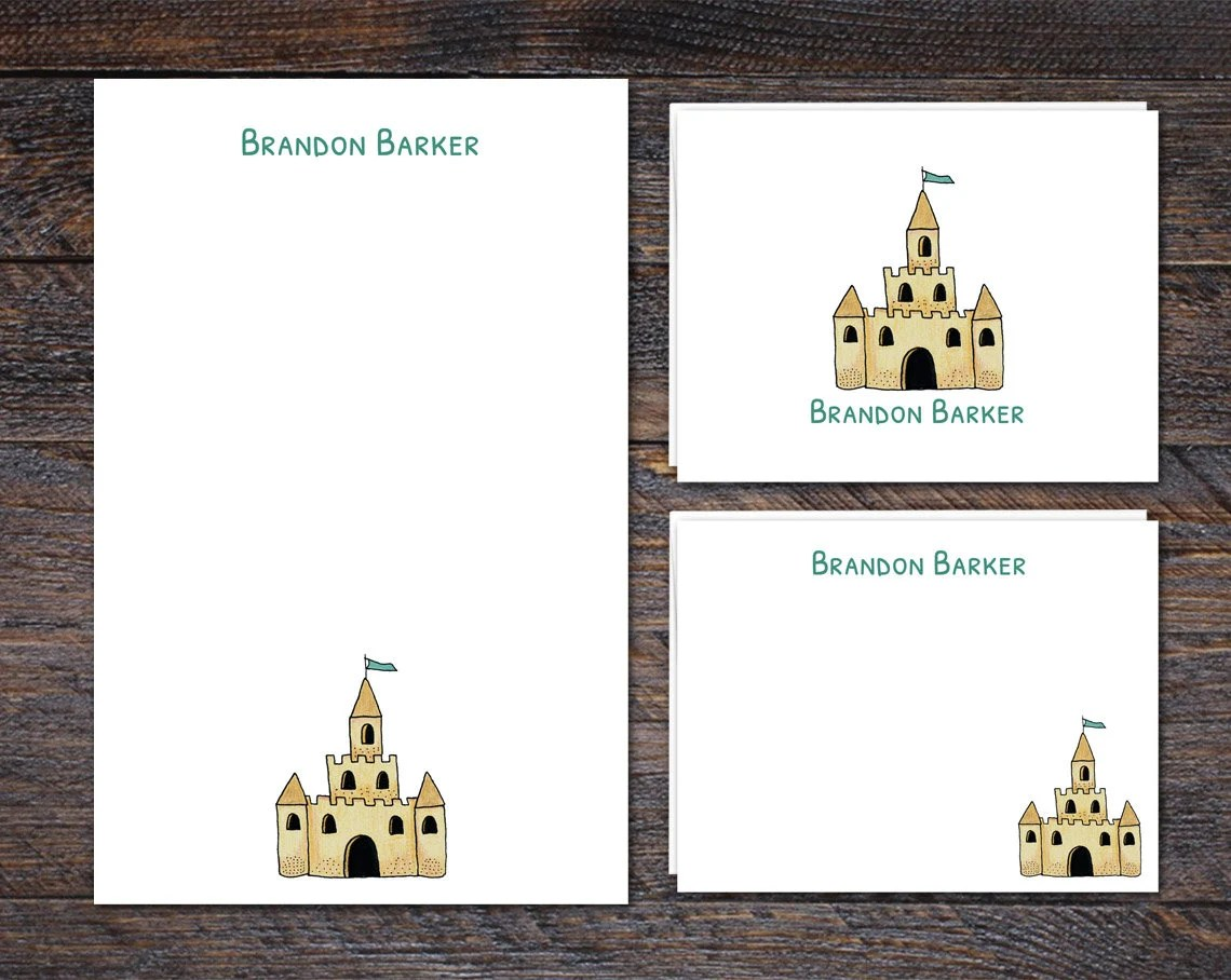 Personalized Stationery S...