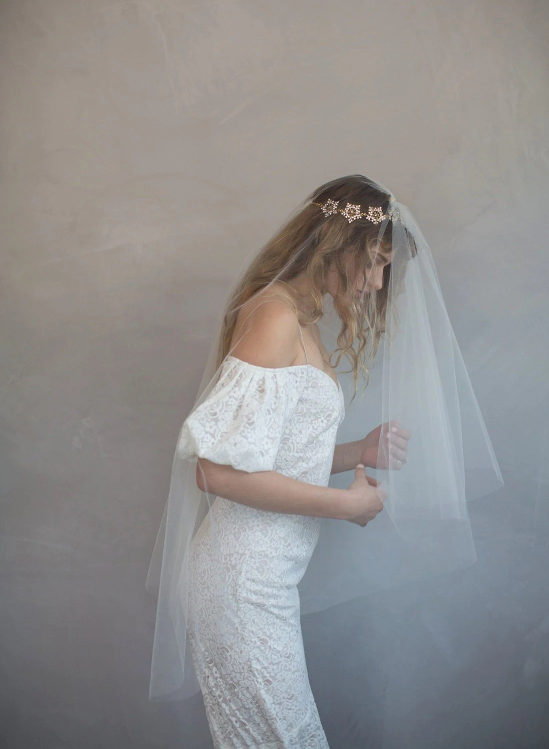 The Best Wedding Veils For Every Bridal Style Green Wedding