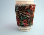 Coffee Cup Cozy with Hook...