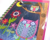 Night Owls Notebook