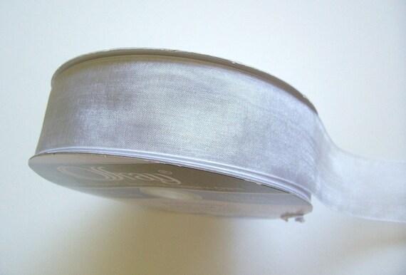 Ribbon Sheer Inch Wide 10