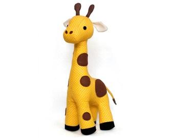 Sewing pattern Giraffe PDF