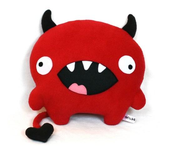 Valentine Love Devil ePattern