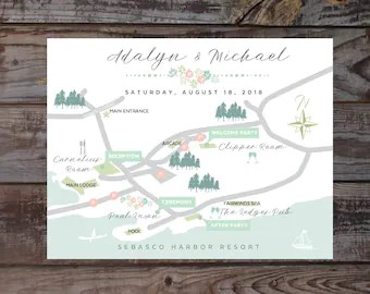 Free Printable Driving Directions For Invitations