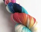 Hand dyed fine merino/mul...
