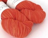 Chunky merino hand dyed y...