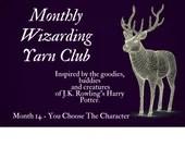 Monthly wizard yarn club ...