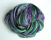 Hand dyed wool yarn. Cust...