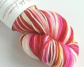 Hand dyed sparkle double ...