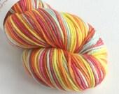 Hand dyed yarn superfine ...