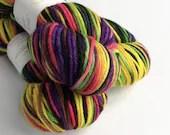 Hand dyed organic merino ...