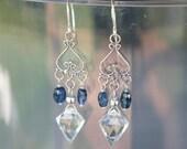 Chandelier Earrings with ...