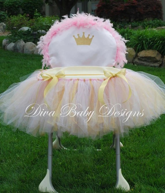 High Chair Cover by Diva Baby Designs